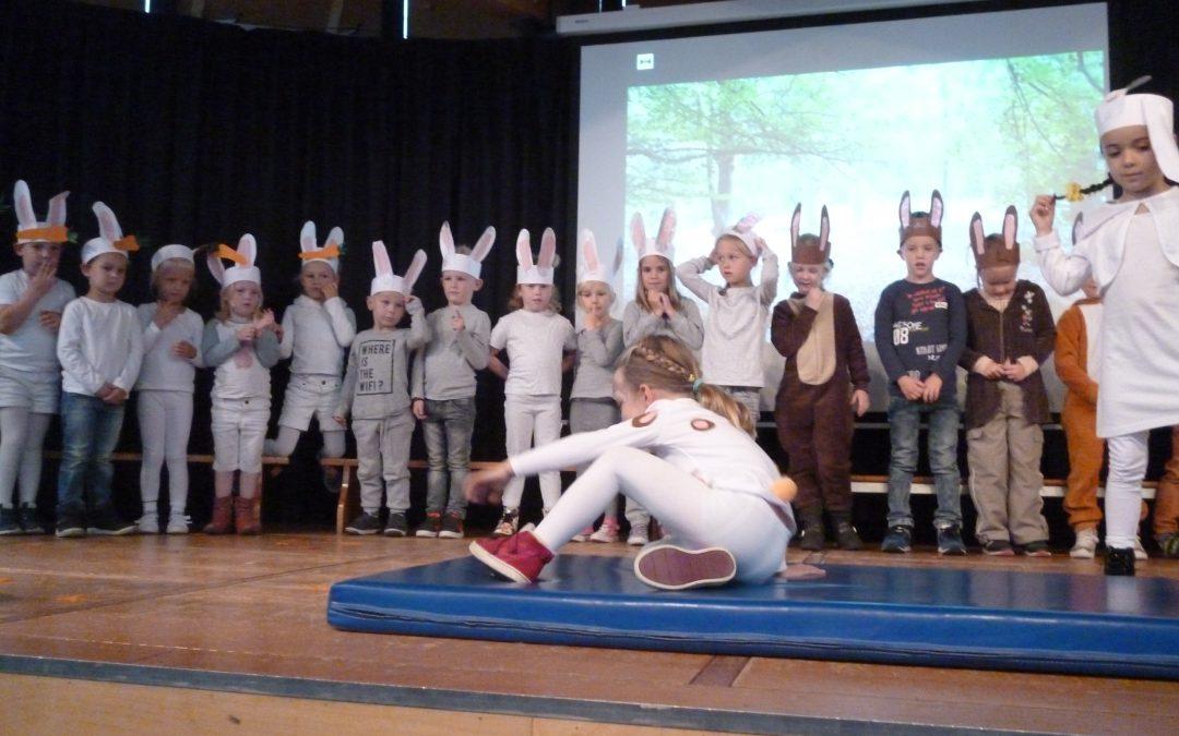 Kleuter musical Rikki en zijn vriendjes