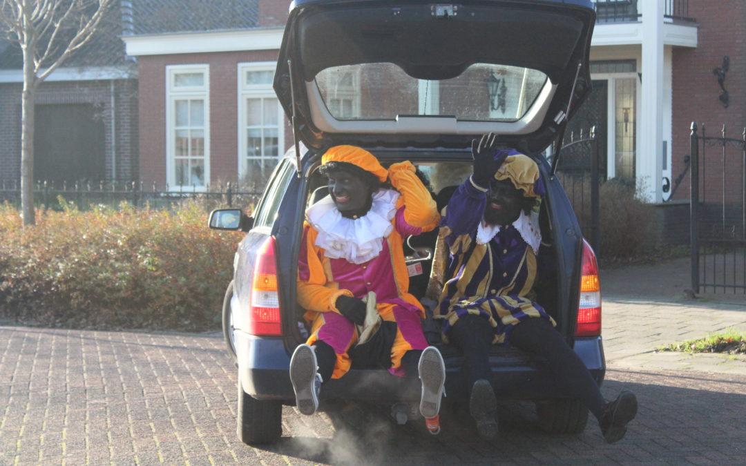 Sinterklaas op 't Skitteljacht